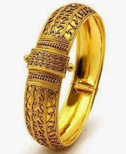 Traditional Single Bangle Design
