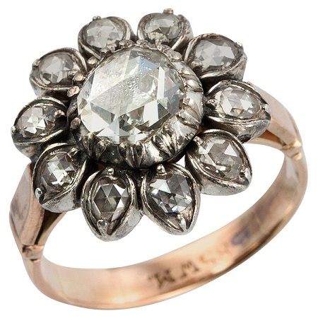 Victorian Antique Engagement Ring