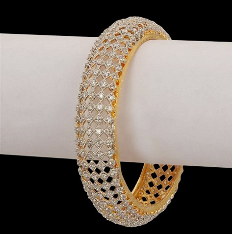 Wedding Special Single Bangle Design