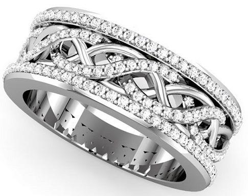 Zigzag Ring Design