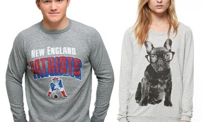 10 Stylish Necks of Printed Sweatshirts for Men and Women