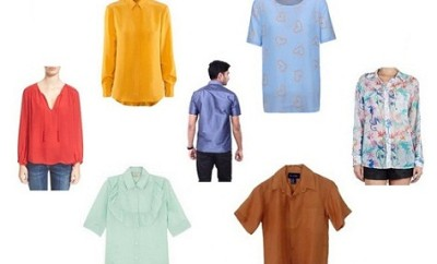 silk shirts for men and women