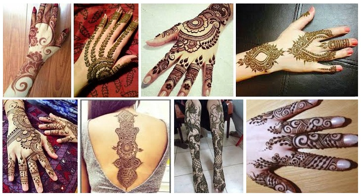 Mehndi Designs Khafif : Latest khafif mehandi designs with images styles at life