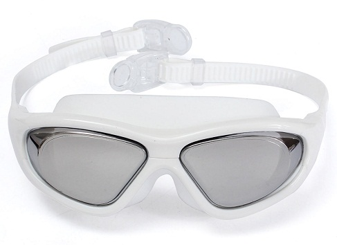 Adjustable White Sunglass -8