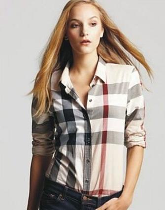 American print women shirt