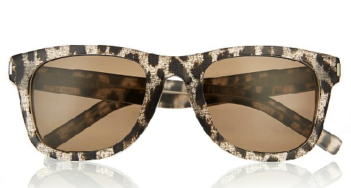 Animal Print Sunglass