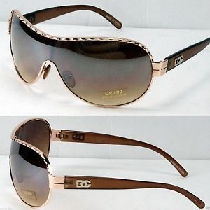 Black Shield Mirrored Sunglasses for boys