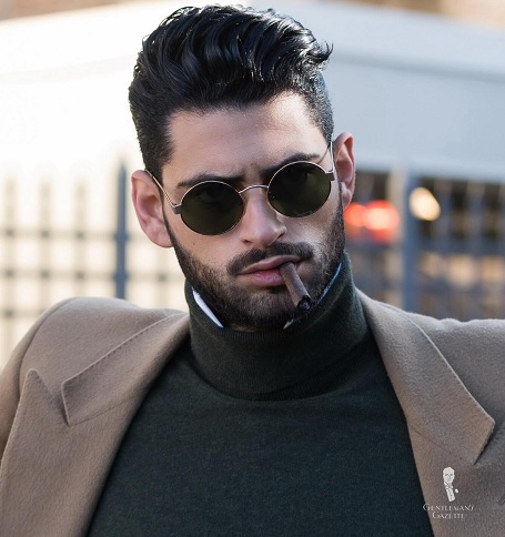 15 Different Styles Of Round Sunglasses For Men And Women