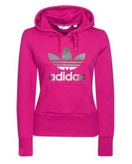 Brand logo Women's hoodie