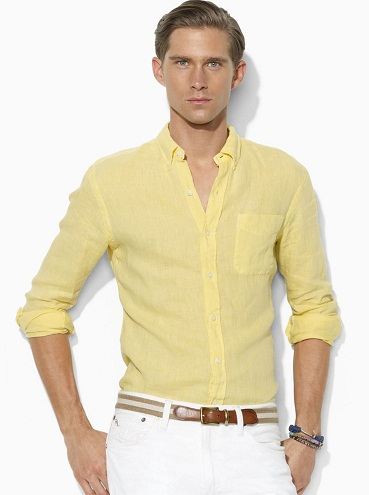 Branded Button Down Shirts for Men