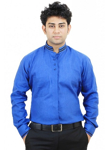 Branded Party Wear Men's Shirt