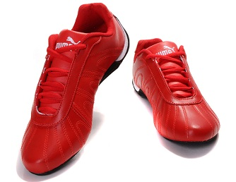 Branded Red Sports Shoes for Men