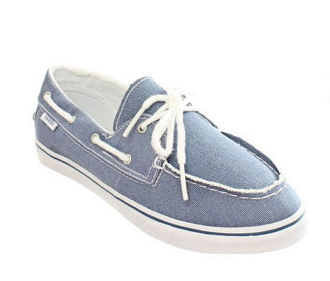 Canvas Boat Shoes for Women