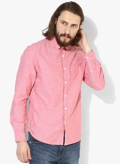 Casual Men Light Cotton Shirt