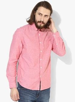 Casual Men Light Cotton Shirt
