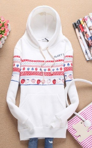 Chic style Women's hoodie
