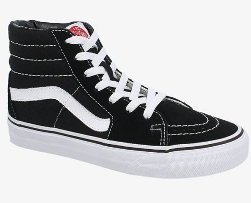Classic High Top Sneakers for Men