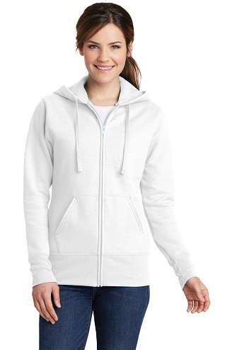 Collared Women's Sweatshirt