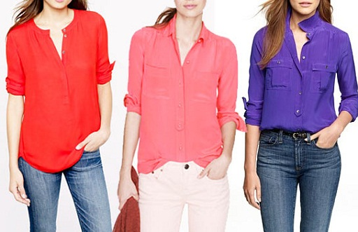 Comfort Party Wear Shirts for Women