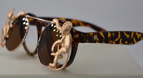 Cool Designer Folding Sunglasses for Women