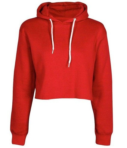 Cropped Women's Sweatshirt