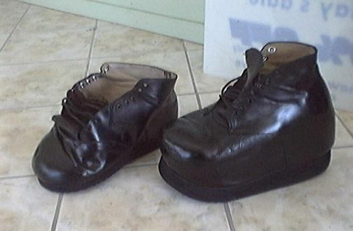 Custom Made Orthopedic Shoes