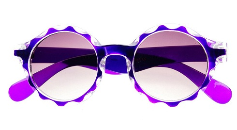 Customized Retro Sunglasses