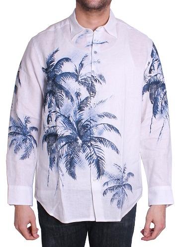 Designer Linen Shirt