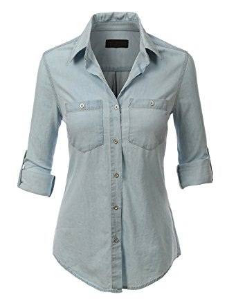 Designer Shirt with Pockets