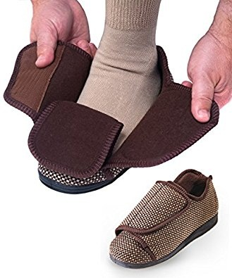 Diabetic Shoes Extra Wide and Soft for Swollen Feet