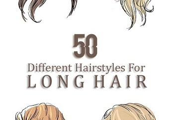 Different Hairstyles For Long Hair