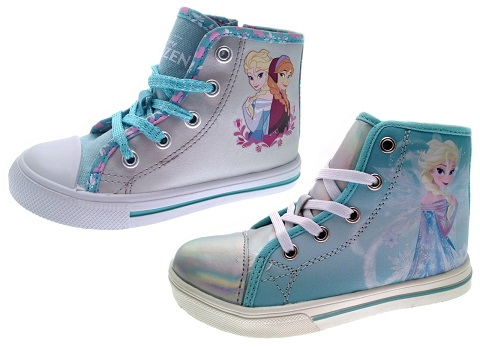 Disney Lace Shoes for Girl Kid