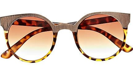 Double Shaded Funky Sunglasses for Girls