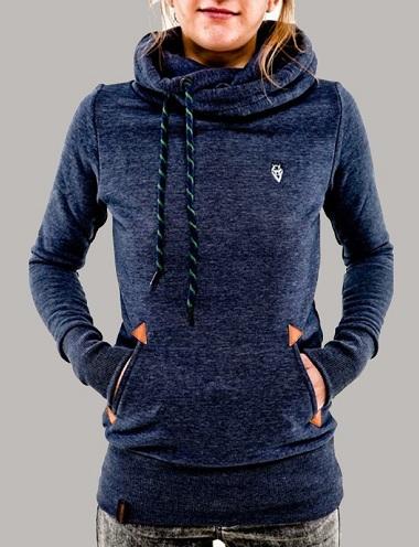 EmbroideredWomen's hoodie