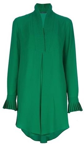 Fashionable Silk Women's shirt