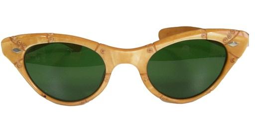 Faux Vintage Sunglasses