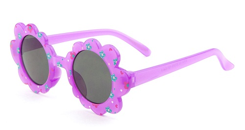 Flower Shape Kids Sunglasses