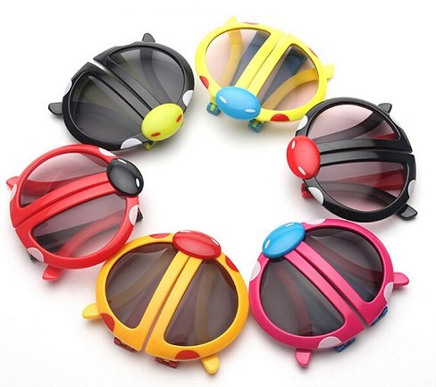 Folding Kids Sunglasses