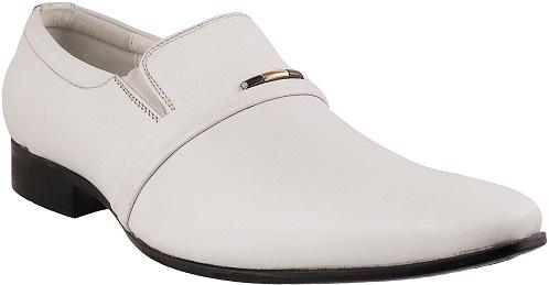 Formal Men's White Shoe