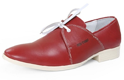 Formal Red Shoes for Men