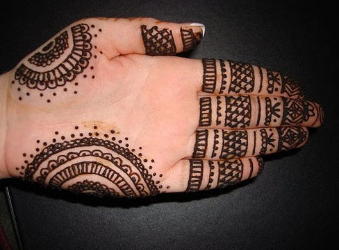 Top 15 Best Small Mehandi Designs in 2017 Styles At Life