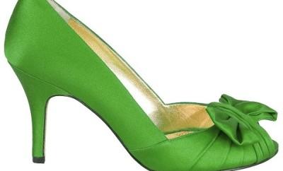 Green Pumps Women Shoes -8