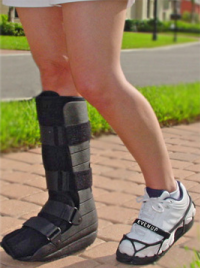 Healing Orthopedic Shoes