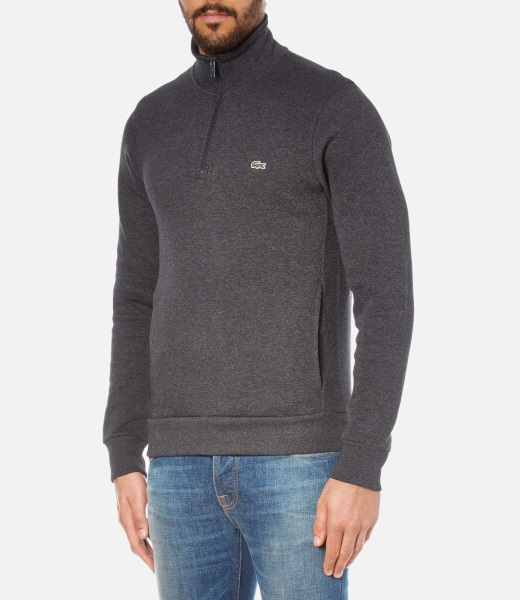 High Neck Men's Sweatshirt