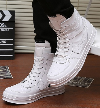 High Top Designer Casual Shoes