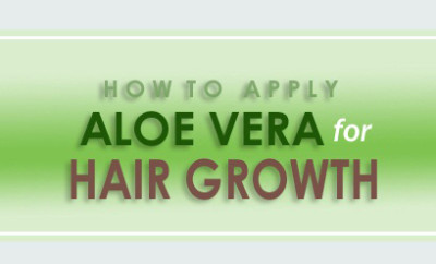 How To Use And Apply Aloe Vera For Hair Growth