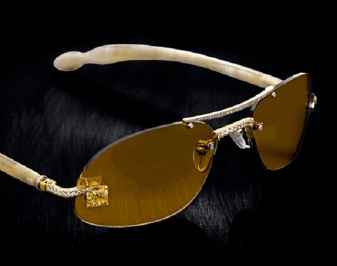 Ivory Temple Sunglasses