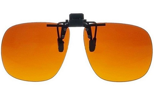 Large Clip On Sunglasses
