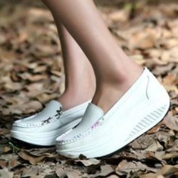 Leather Sneakers for Women