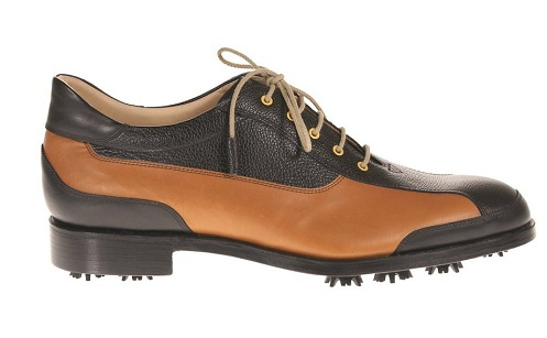 Leather Women Golf Shoes